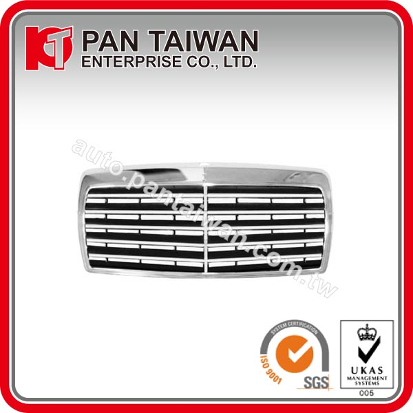 for MERCEDES for W201, 190D, 190E 1985-91 RADIATOR GRILLE