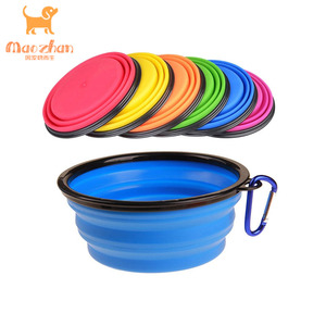 BAIYILED OEM/ODM Professional wholesale collapsible pet bowl dog