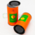 Custom Foil Stamping Paper Tube Food Packaging Biscuit Packaging Tube Boxes