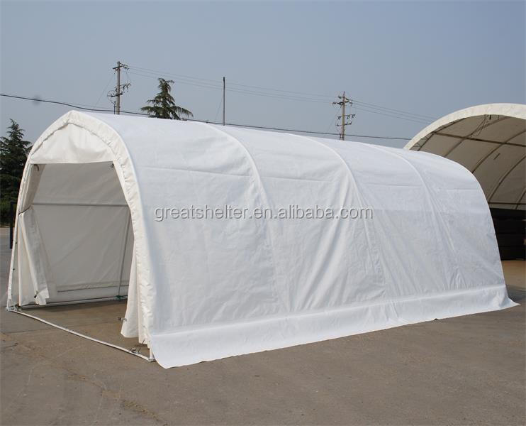 Outdoor Use Plastic Car Garage,Car Covers Garage - Buy Car Covers ...