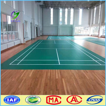 Indoor Volleyball Court Dedicated Embossed Pvc Sport Floor - Buy ...