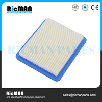 Air filter for Lawn Mower fits BRIGGS AND STRATTON 112200 12A800 92200 128700 129799 12T899