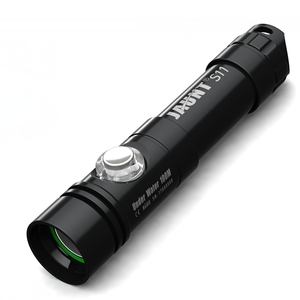 JAUNT S11 XPL Submersible LED Light 1380lumen Scuba Diving Torch Backup Underwater Flashlight Waterproof 100 meters