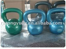cast iron kettlebell (new)