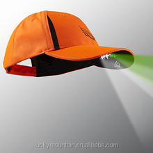 4 ultra led lighted running cap perfect for running, fishing, camping and hunting
