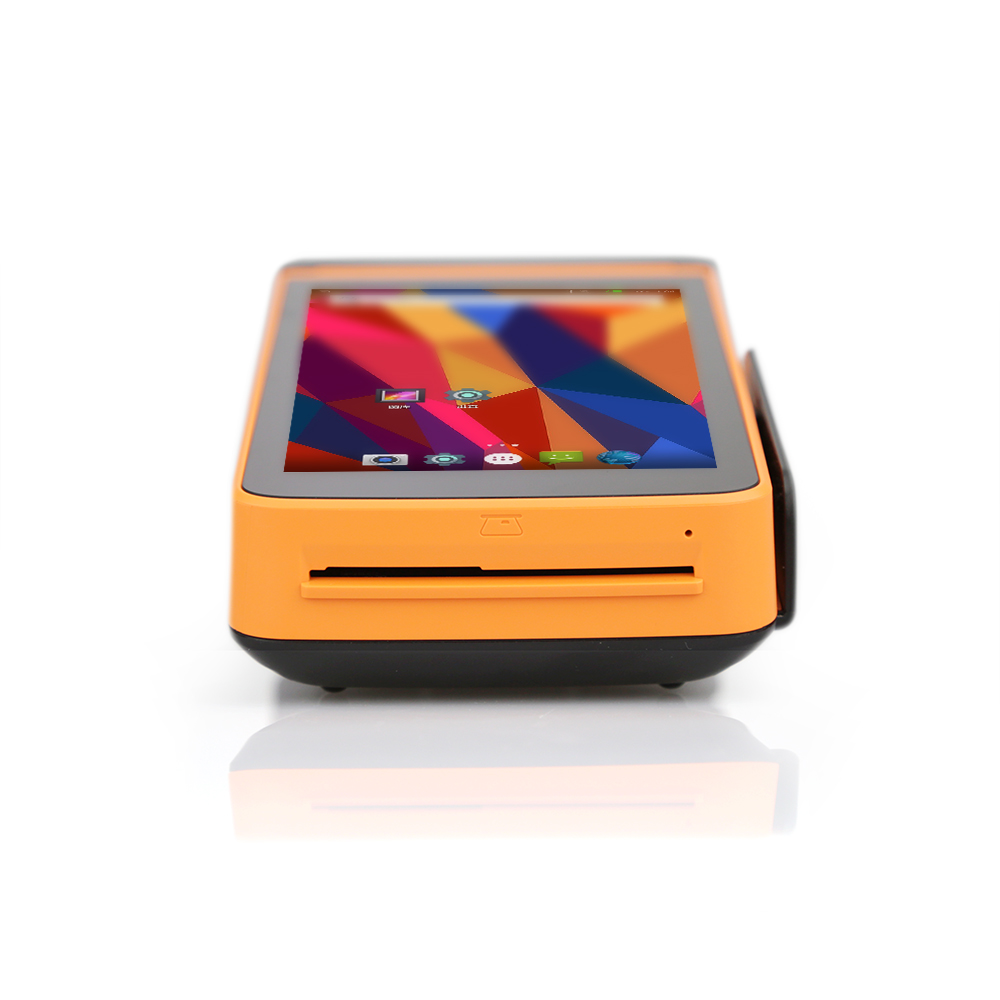 TS-P20L Mobile android pos emv machine with rugged software system retail terminal sdk built in printer