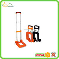 Wholesale multi-function hand truck/ Cheap price folding platform trolley