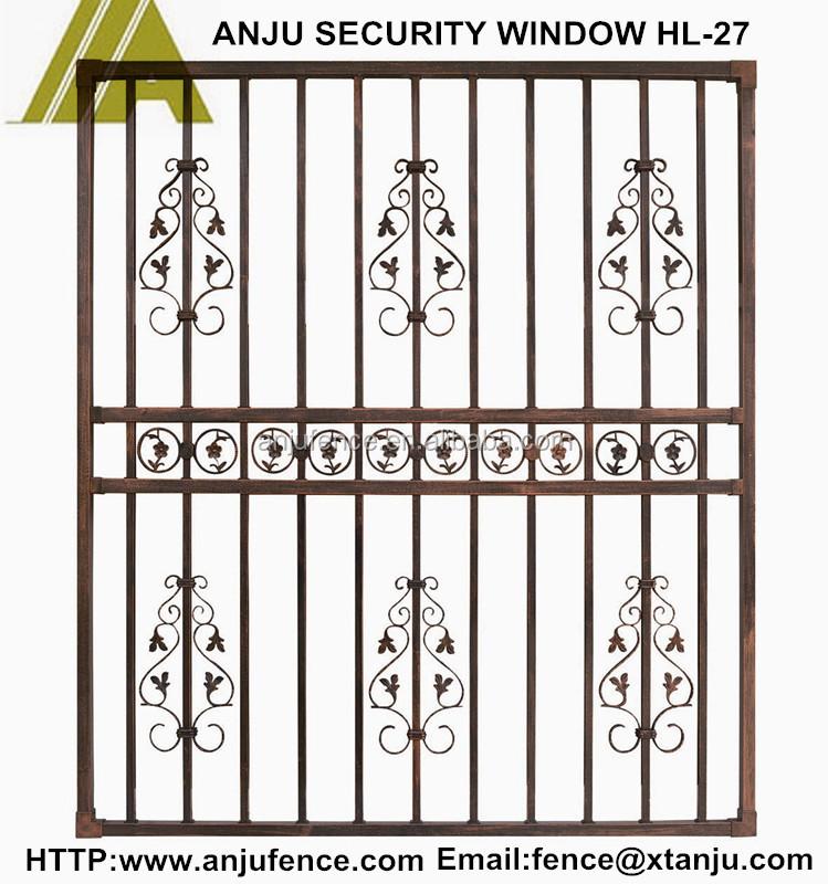 Decorative Steel Window Grill Design Buy Iron Window Grill Design