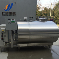 SUS304 milk cooling tank