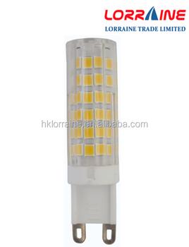 G9 Led Light Bulb Bi-pin Led Light Bulbs Ac 110v 5w 2835 Smd 75 ...