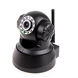 The most secure wireless network IP camera Winbond 745 program mobile phone WIFI remote monitoring software