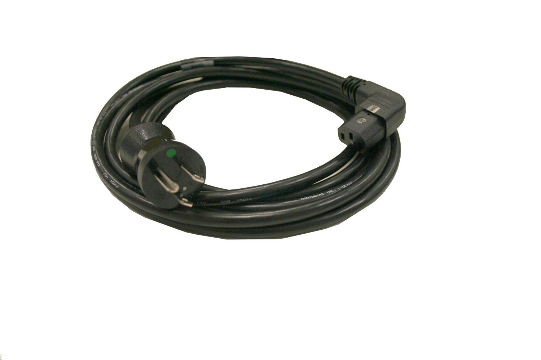 Interpower 86611110 North American Hospital Grade Cord Set Nema 5 Plug Wiring 15 Type