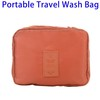 Amazon Top Selling Waterproof Clear Travel Toiletry Bags Cosmetic Bag