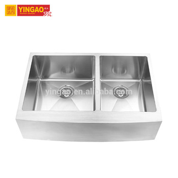 APR3320BL High quality small wall mounted stainless steel kitchen sink