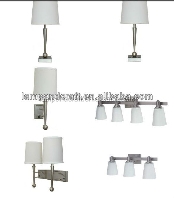 2015 Power Outlet Rocket Switch Hotel Vanity Light And Wall Sconce ...
