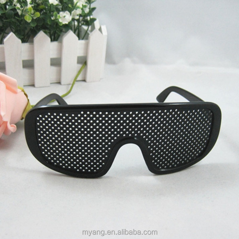 China Sunglass Manufacturers/fashion Brand Pinhole Glasses Medical ...