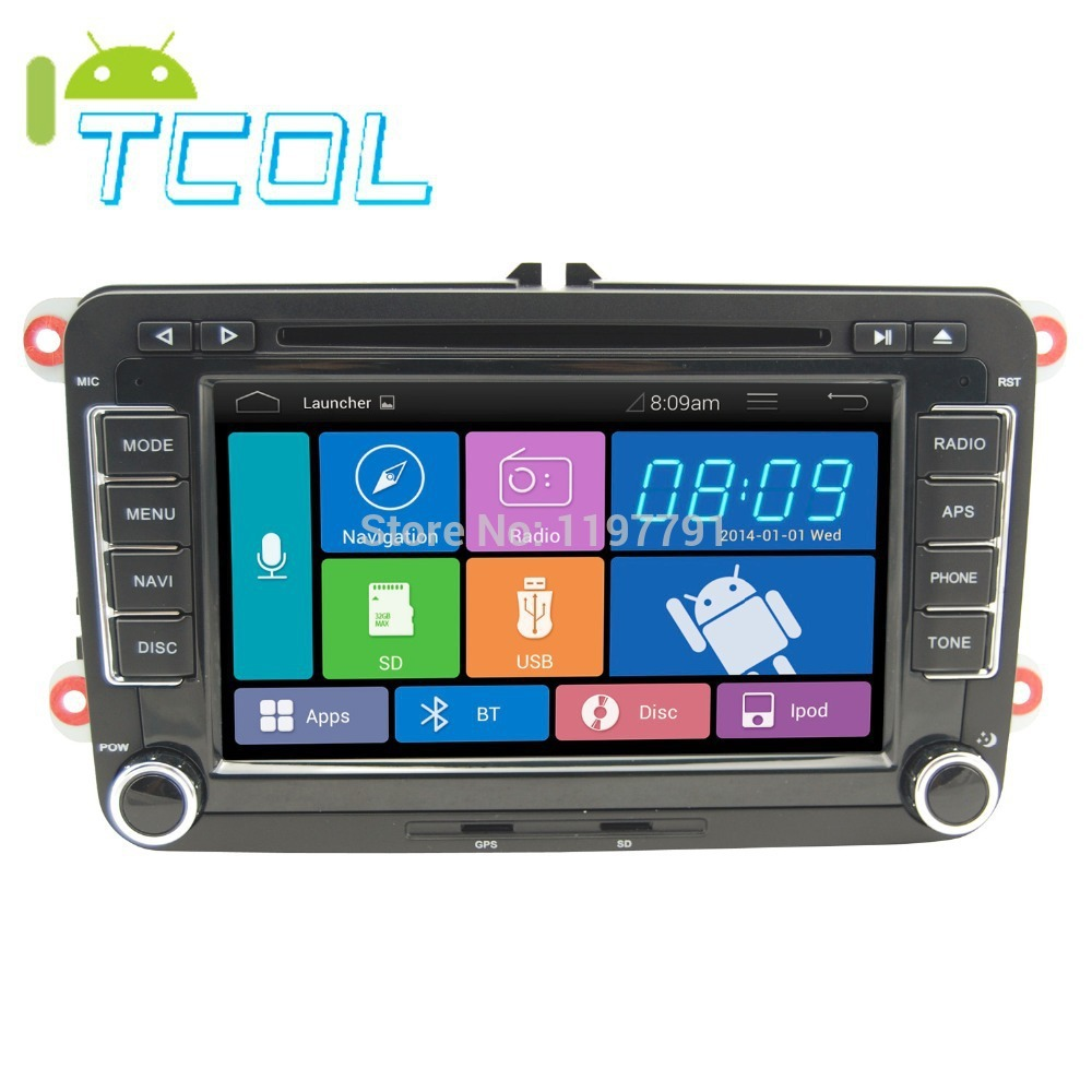 7 inch 2 din android 4 2 car pc car dvd player head unit. Black Bedroom Furniture Sets. Home Design Ideas