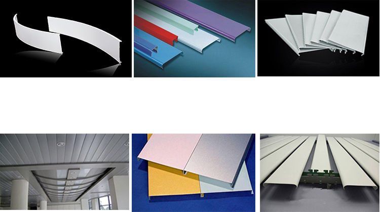 Perforated aluminum strip ceiling flexible building for Flexible roofing material