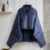 New Design 2019 Winter Women Warm Oversized Jacket Coat Clothes Down Vest Solid Chic Duck Down Shawl