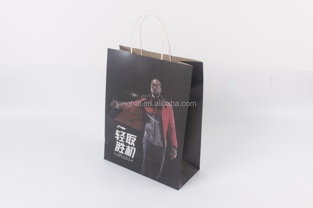 Wholesale paper shopping bag supplier - Online Buy Best paper ...
