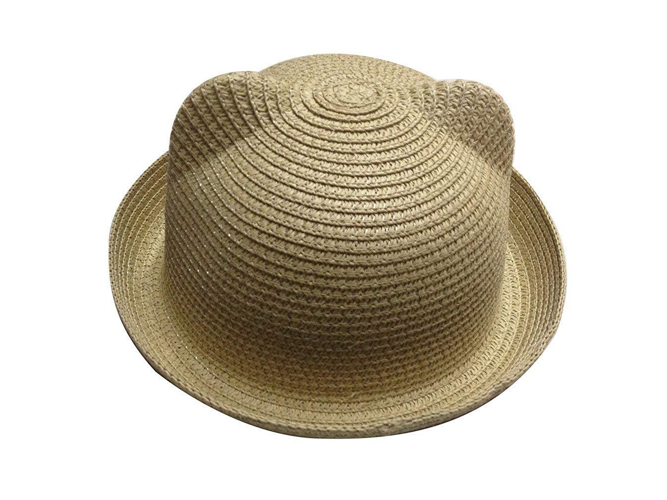 10e6a8b3bbce Hats & Caps Jtc Wool Floppy Wide Brim Hat Fedora Bowler Bowknot Band Cap