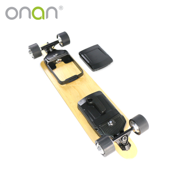 2018 Diy Electric Longboard Blank Tech Deck Skateboard Buy Blank