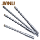 Masonry Brick Stone Concrete Wall Drilling Single Flute Carbide Electric Power Tool Accessories SDS-max Drill Bit