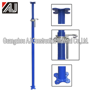 Wholesale Price Formwork Support Scaffolding Adjustable Steel Prop for Sale