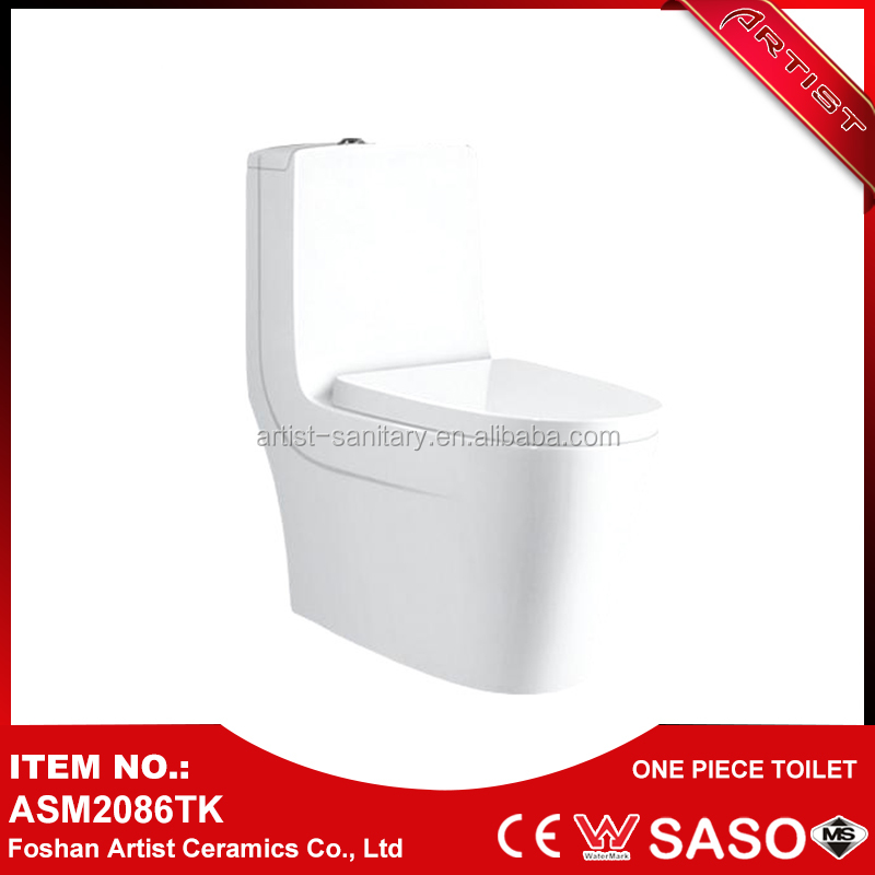 Alibaba China Manufacturer Bathroom Corner Siphon Jet Western Water Closet