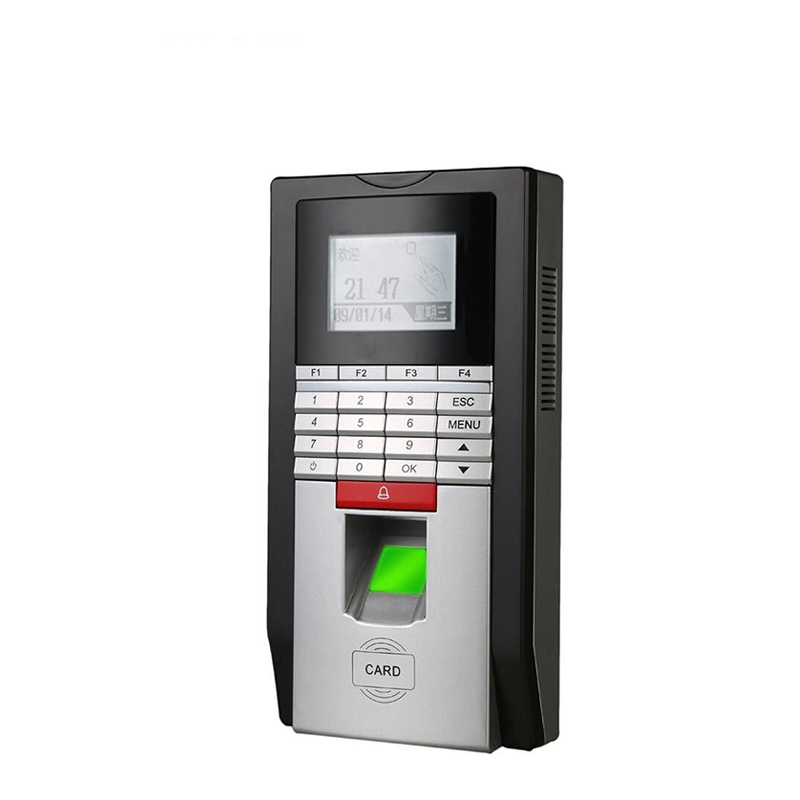 Security & Protection Motivated Zk Biometric Fingerprint And Card Access Control System Inbio260 2 Doors Access Control Panel Access Control Board With Fr1200 Access Control Kits