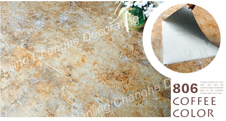 Marmer Vinyl Vloer : Nanjing qionghua vinyl tegels pvc vloer goedkope marmer look vinyl