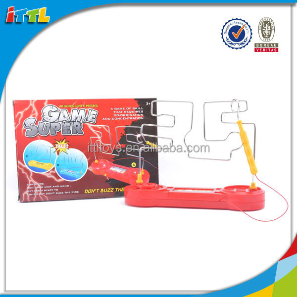 Intellectual Brick Game Toys For Developing Wisdom Plastic Maze Game
