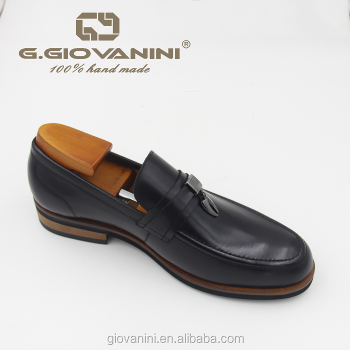 Hand branded shoes off leather men for loafers brush luxury Italian qTfUAA