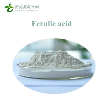 Best Price of Natural Rice Bran Extract Ferulic Acid Powder