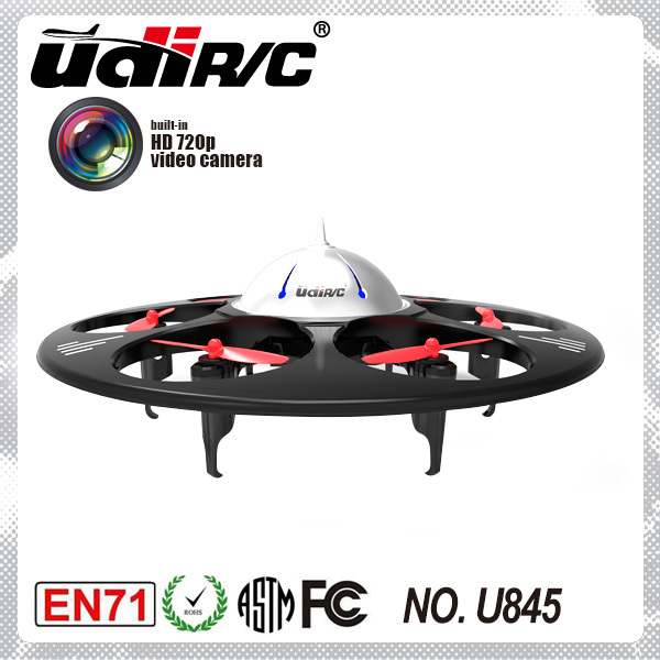 six motors and HD camera professional RC drone UFO , Voyager 6