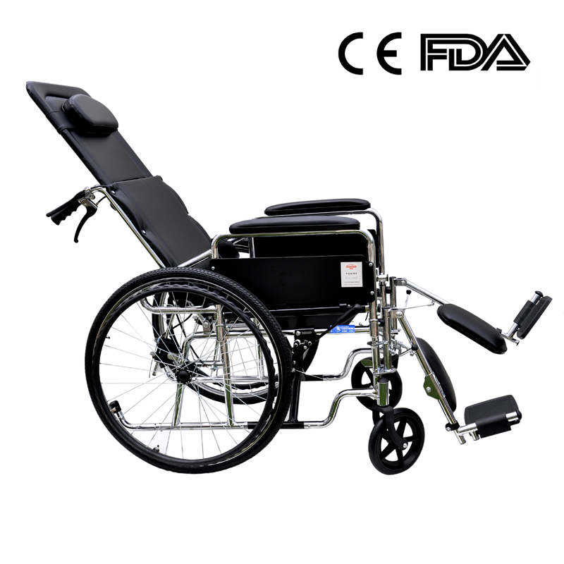 Best Selling Reclining Commode Wheelchair Price Competitive From China Manufacturer Wholesalers  sc 1 st  Alibaba & Best Selling Reclining Commode Wheelchair Price Competitive From ... islam-shia.org