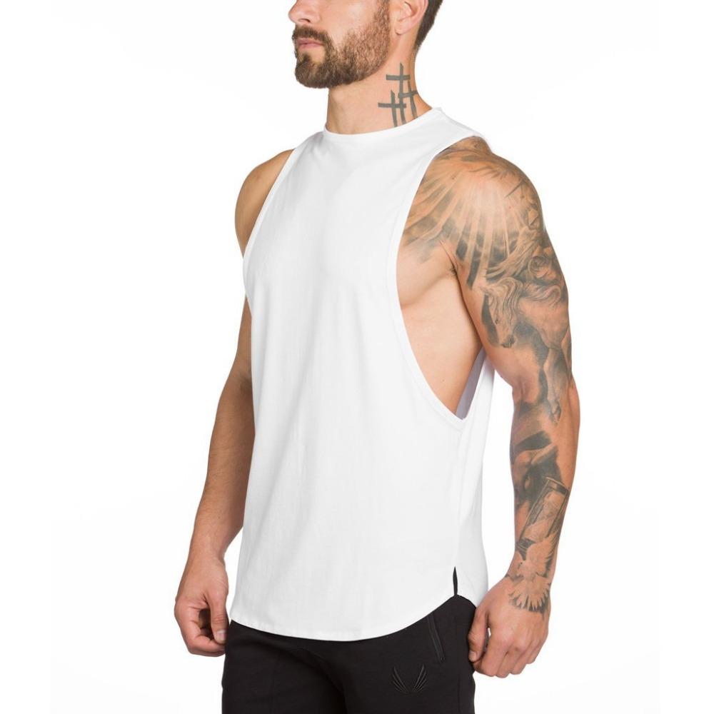 92145e248e109 China Spandex Man Vest