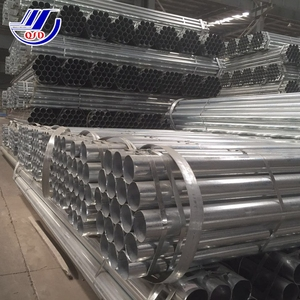 water supply bs1387 pre gi pipe galvanized fire pipe galvanized steel pipe