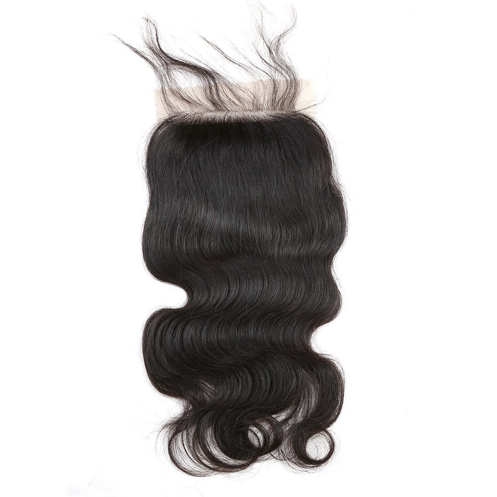 Cheap hair color base chart find hair color base chart deals on get quotations sent hair 8 brazilian virgin hair silk base lace closure bleached knots body wave human nvjuhfo Image collections