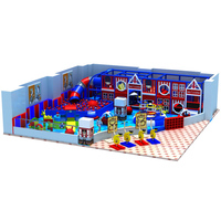 High Quality Wholesale Custom Cheap soft foam indoor playground play set for kids playzone with best