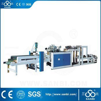 Kraft Paper Cement Bag Making Machine - Buy Kraft Paper ...
