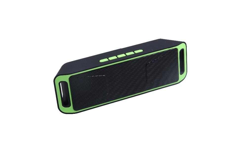 Trapezoid Music Wireless Bluetooths Peaker