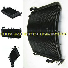 ATV Radiator for KAWASAKI KFX400 03 04 05 06 07 & ATV aluminum radiator