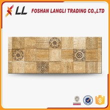2017 new products attractive appearance wood wall tile