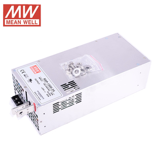 Mean Well RSP-1500-24 CE CB TUV 1500w 24v power supply 1500W 24V PFC Power