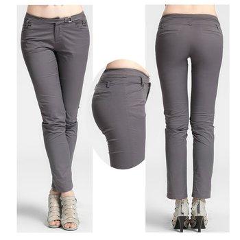 Nuevo Diseñador De Moda De Las Señoras Gris De Las Mujeres (ds120195 ... ac49339b8a9e