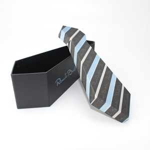 BSCI, FSC gift packaging box for necktie