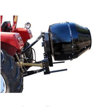 Cement Mixer Machine For Compact Tractor 3pt Linkage Mounted,Farm Machinery  1 Yard Barrow Mix Cement Mixer For Sale - Buy Cement Mixer