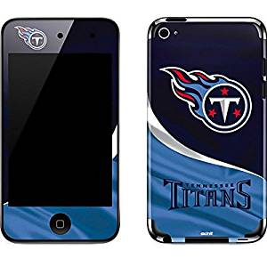 NFL Tennessee Titans iPod Touch (4th Gen) Skin - Tennessee Titans Vinyl Decal Skin For Your iPod Touch (4th Gen)