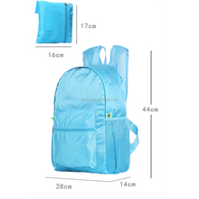 Picnic Use Foldable Light Weight Antitheft Camera Backpack